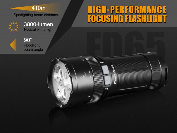 Fenix FD65 Flashlight